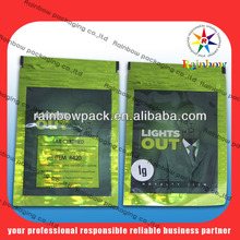 platinum lights out herbal incense potpourri bag/ fairly legal herbal incense potpourri bag