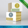 cosmetic day / night cream packaging paper box