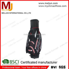 2015 MELJUN Unique Fashion golf travel bag waterproof golf bag for sale