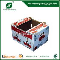 FRESH TOMATO PACKING BOXES