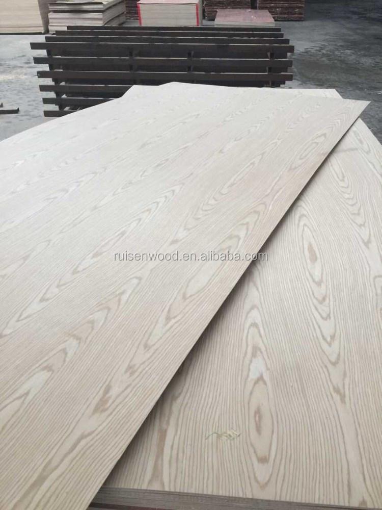 Ash Veneer Plywood ~ Cheap ash veneer fancy plywood with