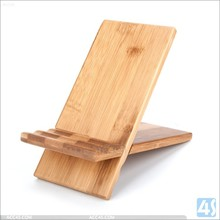 New fashion design wooden support stand for tablets laptop