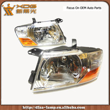 Automobiles & motorcycles auto lighting system Pajero V73 bumper lamp