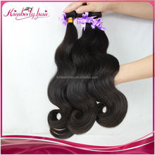 New Arrival Fashion african human hair extensions Wholesale Best Quality best type 100% Loose Human Hair Bulk Extension