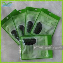 Black crystal soil in bag,green bag crystal soil,Decorative water pearls