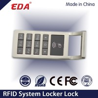 Hot Selling RFID Electronic Cabinet Lock,Sauna Cabinet Lock,Spa Cabinet Lock