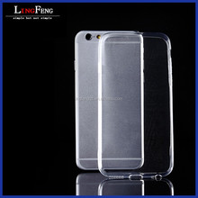 """0.5MM Ultra-thin pc tpu mobile phone case for iphone 6 Mobile phone accessories factory in china 4.7"""" soft case for iphone 6"""