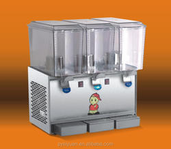 hot sell commercial cold/hot juice dispenser