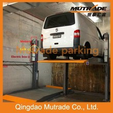 Home Used Two Post Car Parking Lift System with CE