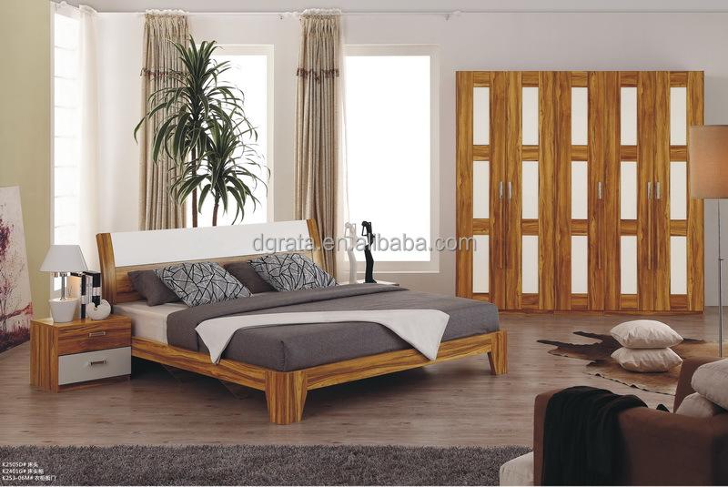 2014 nuevo estilo conjunto de muebles de dormitorio fue hecha de ...