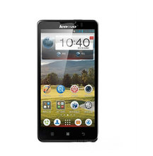 5.0 inch Lenovo P780 Android 4.2 Phone MTK6589 Quad Core 1.2GHz 8.0MP Camera 4000mAh battery