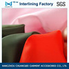 CHUANGWEI 190t/210t/290t New top quality fusible adhesive interlining fabric