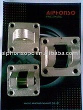 pneumatic cylinder installed ear