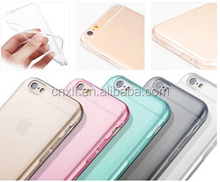 China supplier New product for iphone 6S case various color