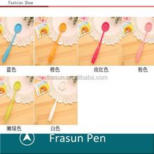 2015 MOQ 2000pcs Ballpoint Writing Pen,Promotion Gift Flexible Pen