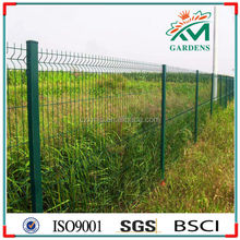 best price PVC coated wire mesh fence