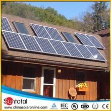 2015 New 80w Panels 5kva Inverter Solar Energy System