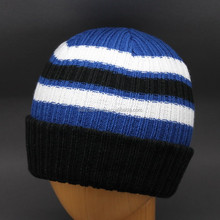 2015 FASHION FOLD KNIT WINTER HAT CAP FOR WOMEN AND MEN