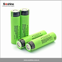 Original li-ion battery cell ncr18650b 3400mah 3.7v 18650 Lithium ion cylindrical rechargeable battery 18650 battery