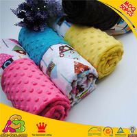 29% off 2015 fashion of Europe 10 pieces MOQ total 19 colors soft touch baby blankets