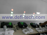 New arrival DEFI Double size version Interactive floor/Wall system support 2 projectors projection big image