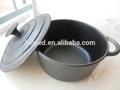 Aceite vegetal recubrimiento ollas de hierro fundido