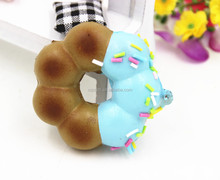 Fake Donut Model Key Chain Pendant For New Cool Keyring Keychain