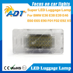 Car LED Trunk Luggage light for BMW
