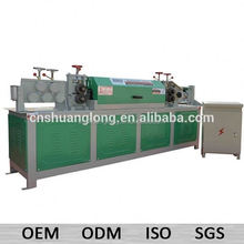 up to 14mm CNC manual wire straightener GT4-14 no track frame
