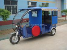 DC controller battery electric pedicab passenger auto rickshaw