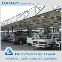Galvanized Steel Structure for Car Parking Truss System