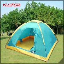 2 person tent double skin fiberglass pole 4 season camping hiking backpacking gear