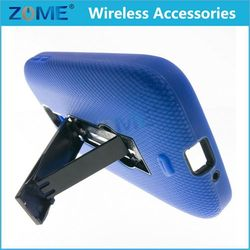 Alibaba China Pc+Silione Protective Cover Cases With Vertical Kickstand For Kyocera 6730