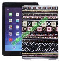 2014 Newest High Qulity Tribal Style Hard Plastic Case for iPad Mini 2