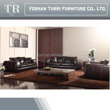 Fancy Artistic Furniture Genuine Sectional leather sofa