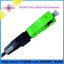 fast connector tool fiber optic make fiber optic connectors of good quality
