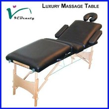 discount portable 4 section massage tattoo bed