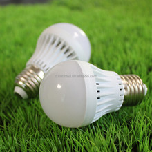 Unique design shenzhen led 7w plastic style energy saving e27 7w led lighting bulb
