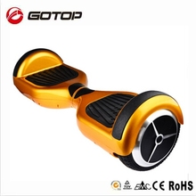 36V 4.4AH two-wheel intelligent balancing vehicle of the car with the Li-ion battery,kids adults drift car made in China