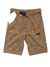 Children Shorts ;Boys Shorts ; kids print shorts