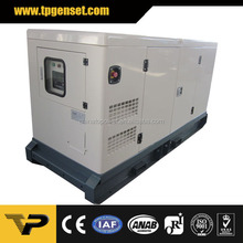 44kw three phase silent diesel generator spare parts for sale
