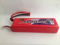 Vigor Power/Enrich Power/EP uav airplane 11.1v rc lipo battery lipo battery 3s 5000mah with high discharge rate