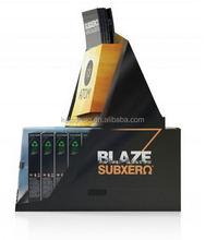 free shipping free sample low price best selling Blaze Subxero Sub OHM Series 2015 mod 50 watt
