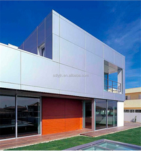 12 years High strength Aluminum Composite Panel / walls panels