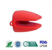 Popular silicone cooking-clamp kitchen utensils manufacturer