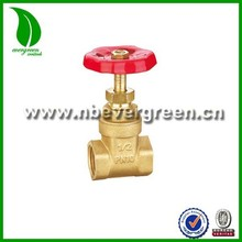 brass stem gate valve