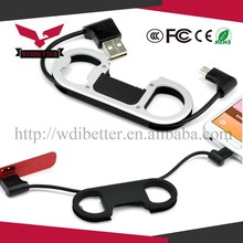 Keychain / Keychain Bottle Opener Wholesale USB Cable