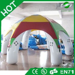 2015 durable and popular inflatable tent, film studios tent,used canvas tents for sale