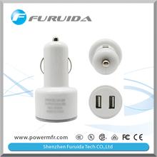 12V output car cigarette lighter adapter for samsung