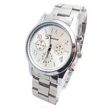 SY-35078 cute couple watch/geneva quartz stainless steel watch/made in india watch